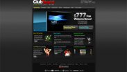 Club World Casino Website