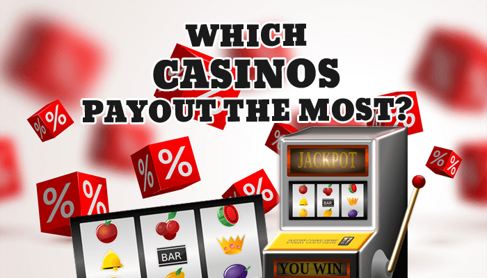 Las vegas casino payout percentages wholesale gambling novelties