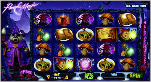 Panda Magic Online Slot