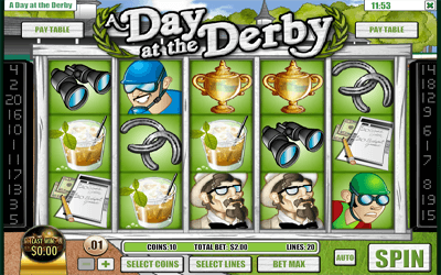 A Day at the Derby Online Slot