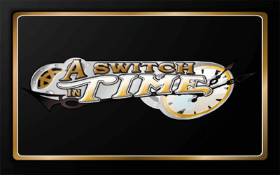 A Switch in Time slot game logo